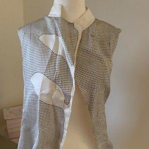 Waist coat by indian designer AM:PM